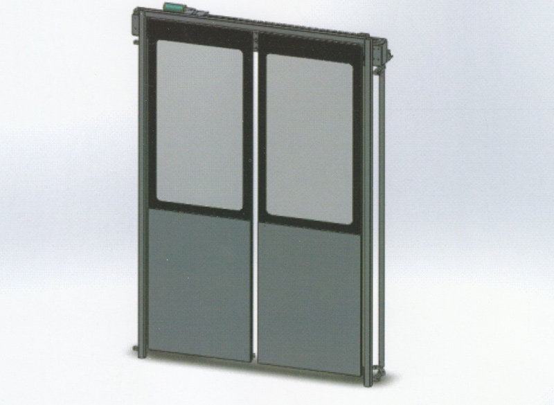 The Introduction of Electrical (Pneumatic) Sliding Plug Door & Jiangsu Huimin Traffic Facility Co. Ltd.
